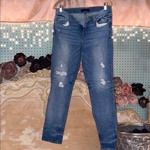 Juicy Distressed Jeans